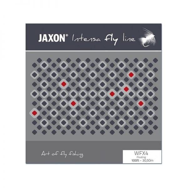Jaxon Sznur Muchowy Pływający Intensa Fly Line Wfx Extra Presentation 100ft Wf F
