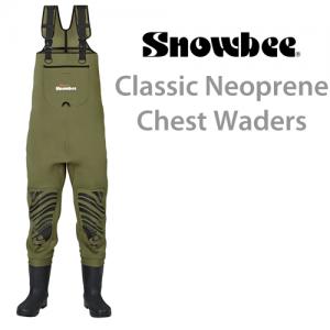 Snowbee Neoprene Classic. Með Fílt. Stærðir AÐEINS í 43-46
