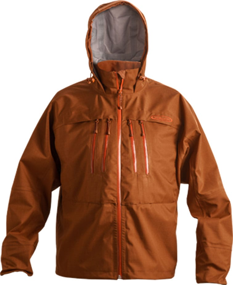 Vision-sade-jacket Rúst Brown
