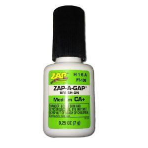 0001736 Zap A Gap Brush On Super Glue