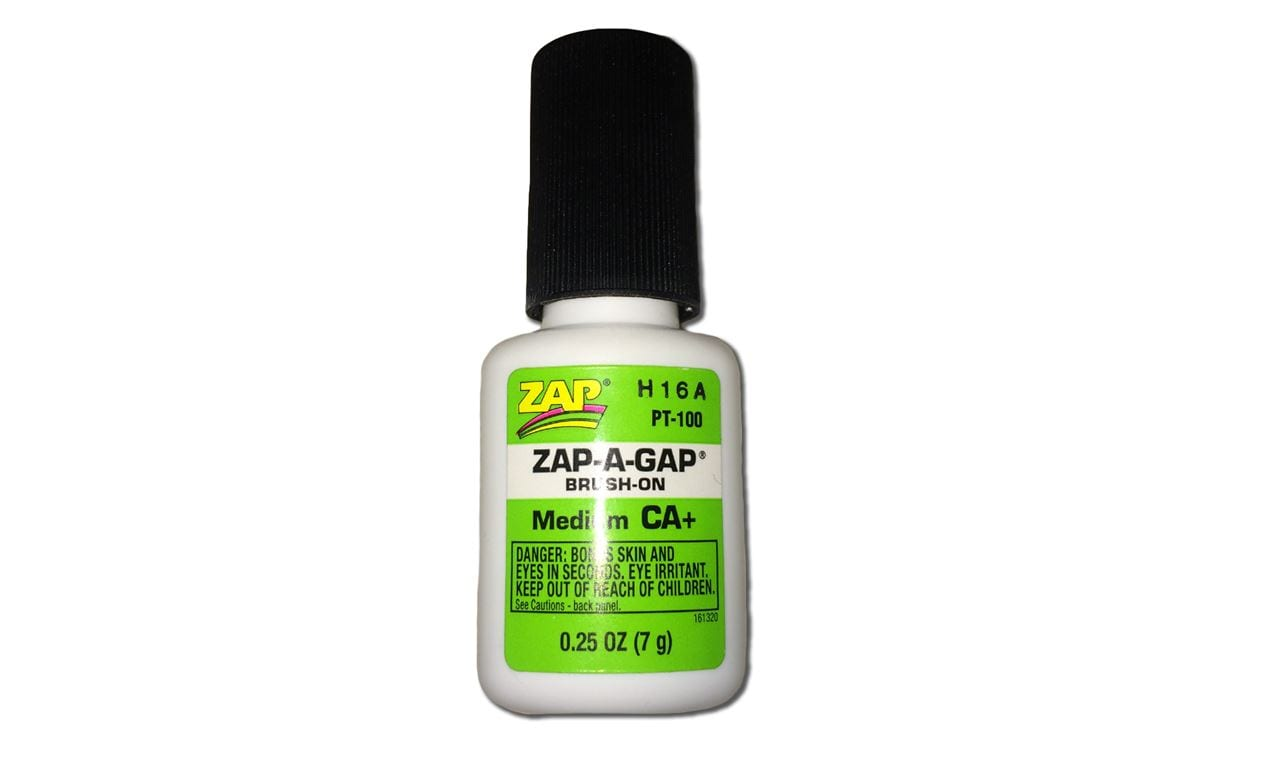 0001736 Zap A Gap Brush On Super Glue