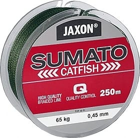 Jaxon Sumato Catfish-ofin Lína