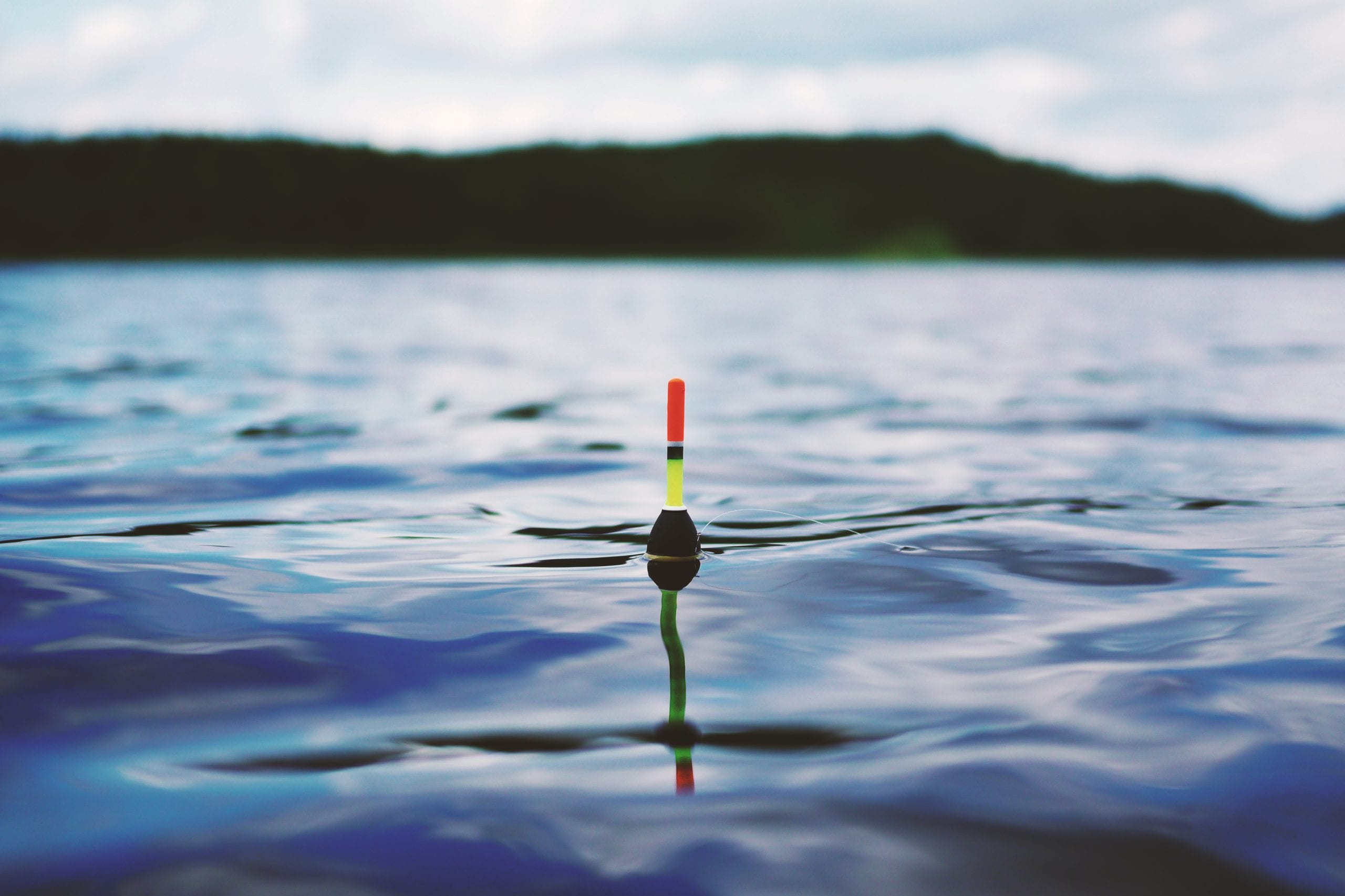 Canva – Red Yellow And Black Bouy On Body Of Water During Daytime