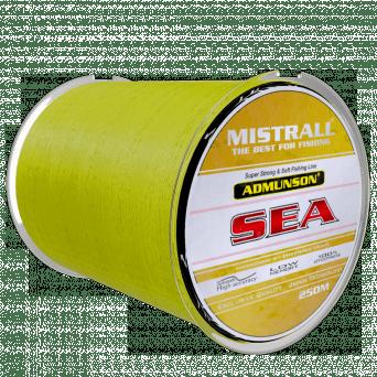 Sjóðveiði Lína Admunson Sea Yellow Frá Mistrall