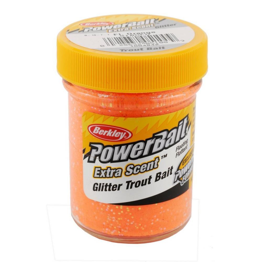 Powerbait Frá Berkley-orange