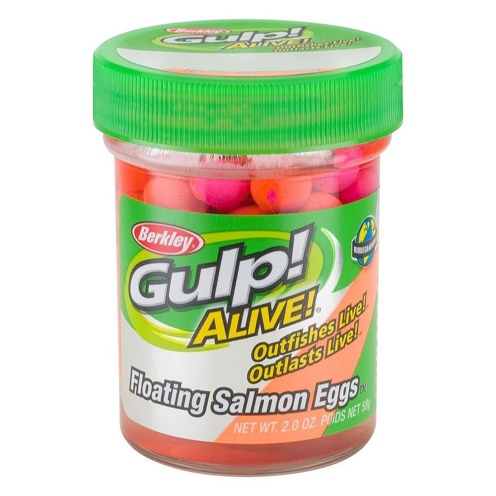 Gulp! Alive Frá Berkley-gult